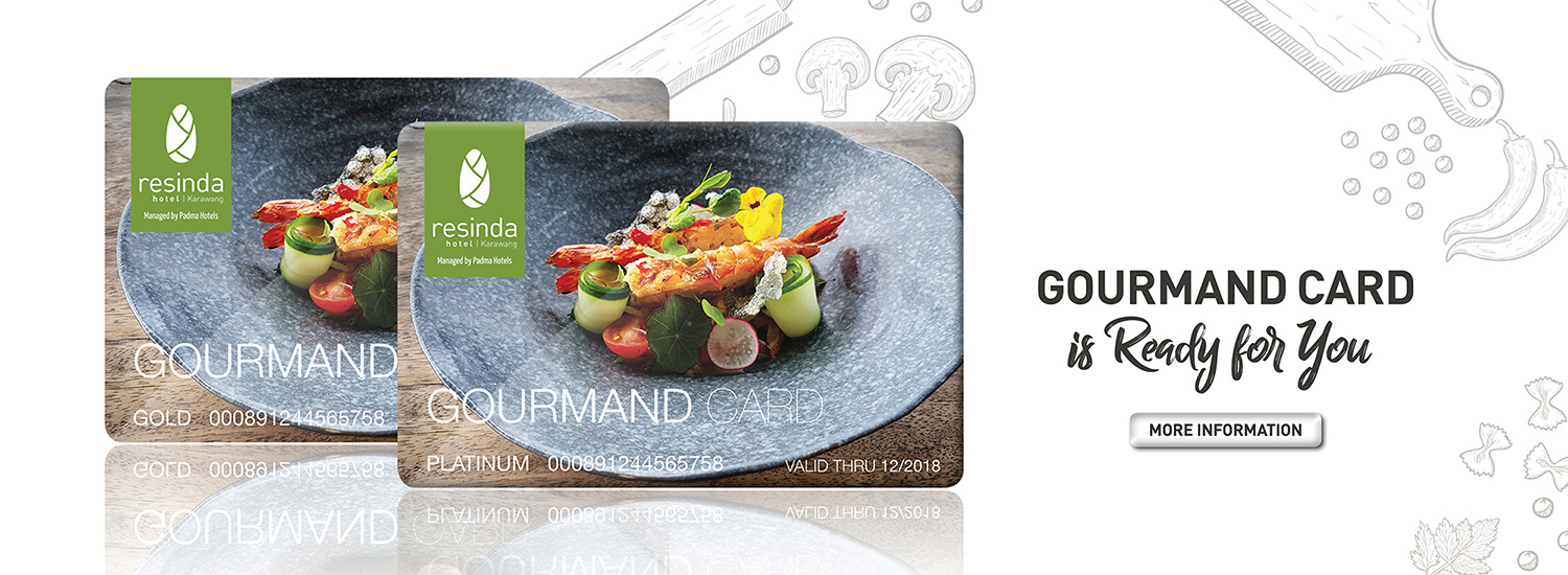 Gourmand Card